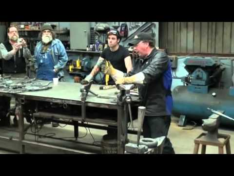 OABA Meeting, March 2013: Forge Ahead Ornamental Iron, part 1