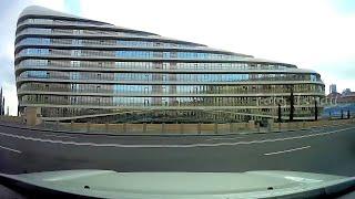 Баку Белый город  после открытия одной части города(За каплю на стекле простите. За камерой было не заметно. Видит Бог я старался. Всем спасибо и приятного просм..., 2016-12-27T07:14:28.000Z)
