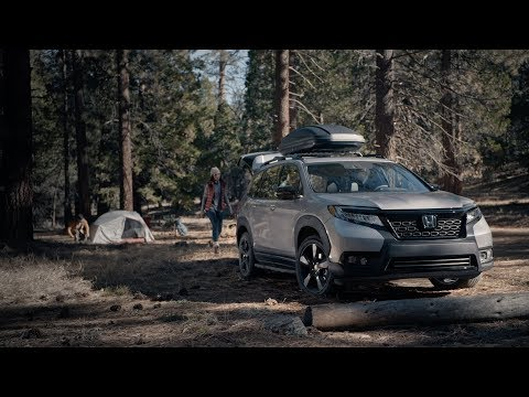Honda Passport Elite: Pack Your Weekend – vs. Ford Edge