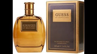 Guess By Marciano For Men Fragrance Review (2009)