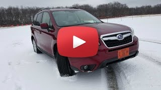 2016 Subaru Forester – The Best And Safest Breadbox Out There!