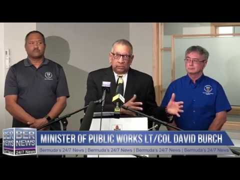 Minister Burch On Garbage Collection, Feb 1 2019