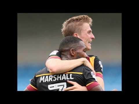 Mark Marshall - Bradford City FC