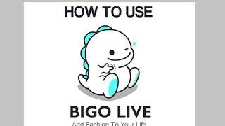 how to use bigo live in hindi