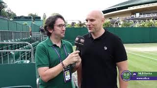 Wimbledon 2019: Viškova i Cvijina Odjava Dana za 11.07.   SPORT KLUB TENIS