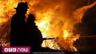 Ít nhất 10 người thiệt mạng tại hỏa hoạn giếng dầu | VTC1