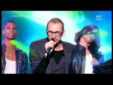 Christophe Willem-HD-Heartbox remix Live