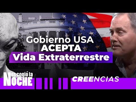 El Gobierno Norteamericano Acepta La Existencia De Ovnis  - Nos Cogió La Noche
