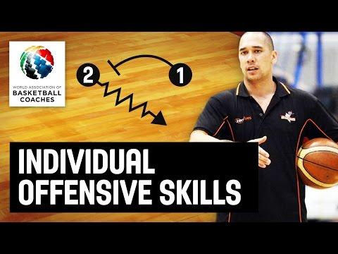 Fundamental individual offensive skills - Paul Henare - Basketball Fundamentals