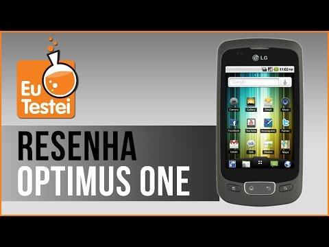 Optimus One P500 LG Smartphone - Vídeo Resenha EuTestei Brasil