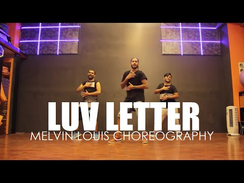 Luv Letter | Melvin Louis Choreography