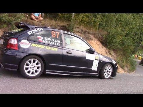 2 Rally IRECO Motorsport Tarmac Masters 2018 - 4 Runda - Rover 25