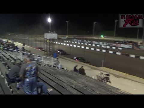 Salina Speedway - 5-11-18 - Bird Contracting Sport Compact A Feature