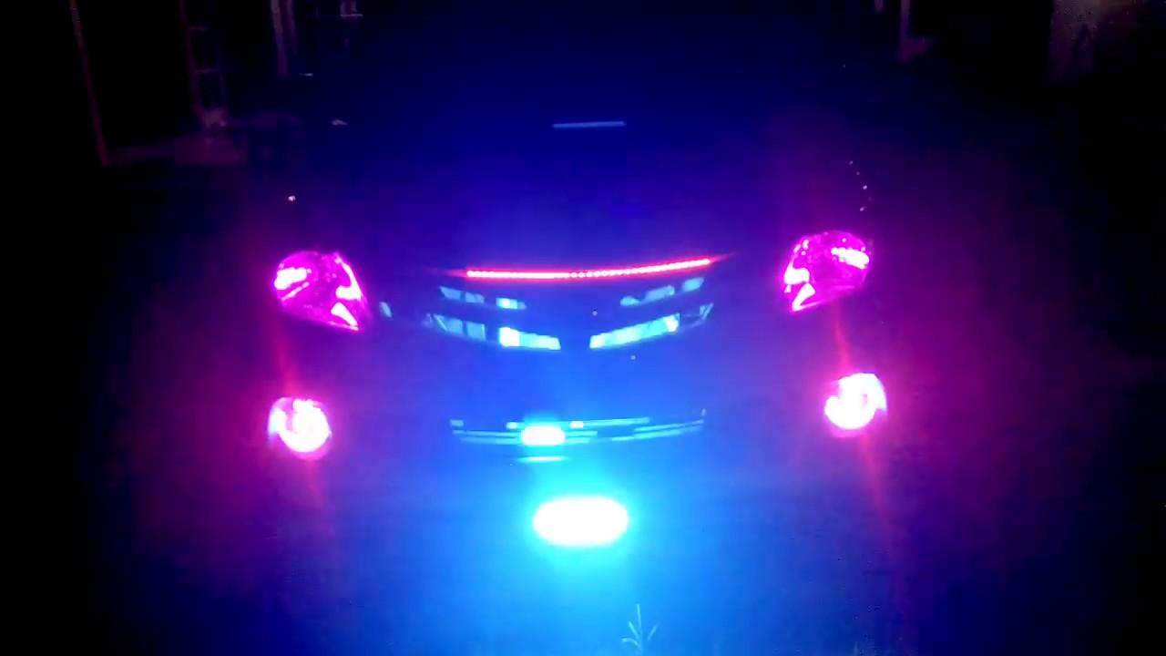 Lampu Depan Grand New Veloz Toyota Yaris Trd Body Kit Koleksi Modifikasi Mobil Avanza   Ragam