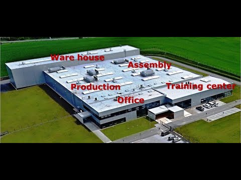 Fabrication ware agricultural machines