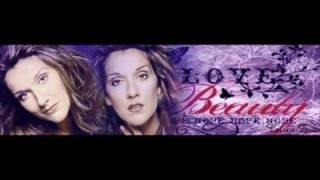 Celine Dion - Ammore Annascunnuto KARAOKE/INSTRUMENTAL (A New Day...)