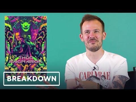 Artist Matt Taylor Breaks Down 12 Marvel Posters