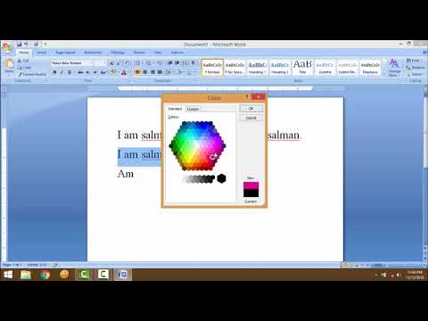 Easy to learn MS Office part 1