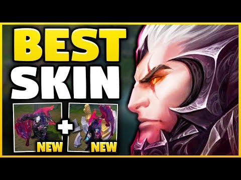 *NEW* GOD-KING DARIUS IS FINALLY HERE! IS THIS THE BEST SKIN YET?! - League of Legends