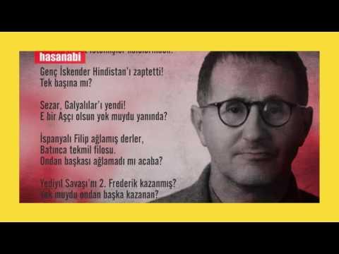 Bertolt Brecht - Okumuş bir işçi soruyor