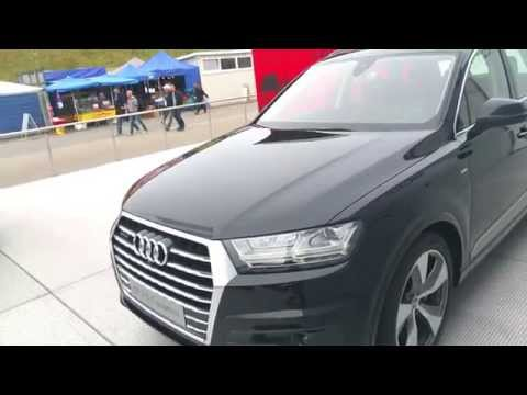 Audi production in china changchun audi q5 and audi a4 for Interieur q7 2015