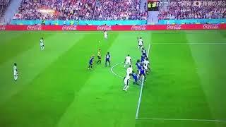Japan's offside trap vs Senegal