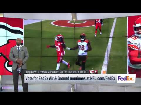 NFL Player Of The Week 7 Nominees