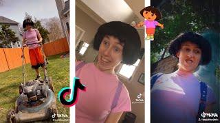 Episodes 1-6 of Creepy Dora 😃