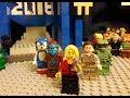 Lego Ninja Warrior Season 3 - Las Legos Finals Stage III