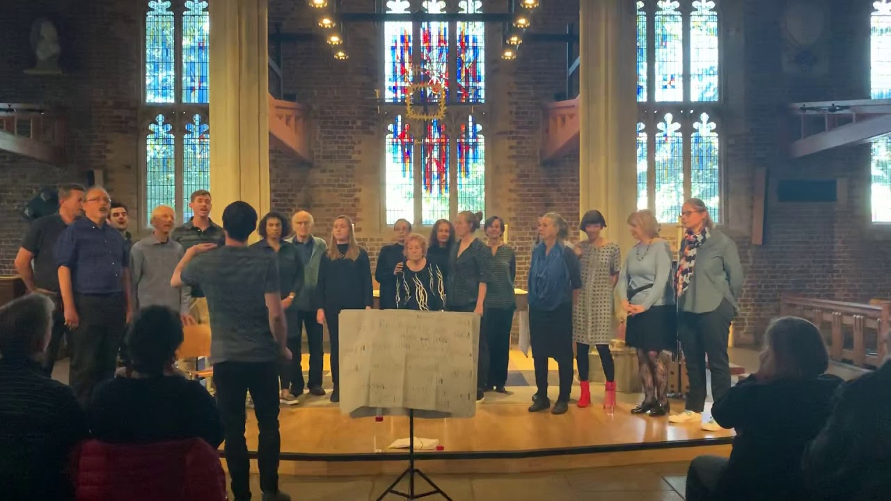 Pulse Choir at St Mary's