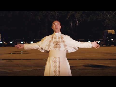 THE YOUNG POPE International Trailer (HD) Jude Law Drama Series