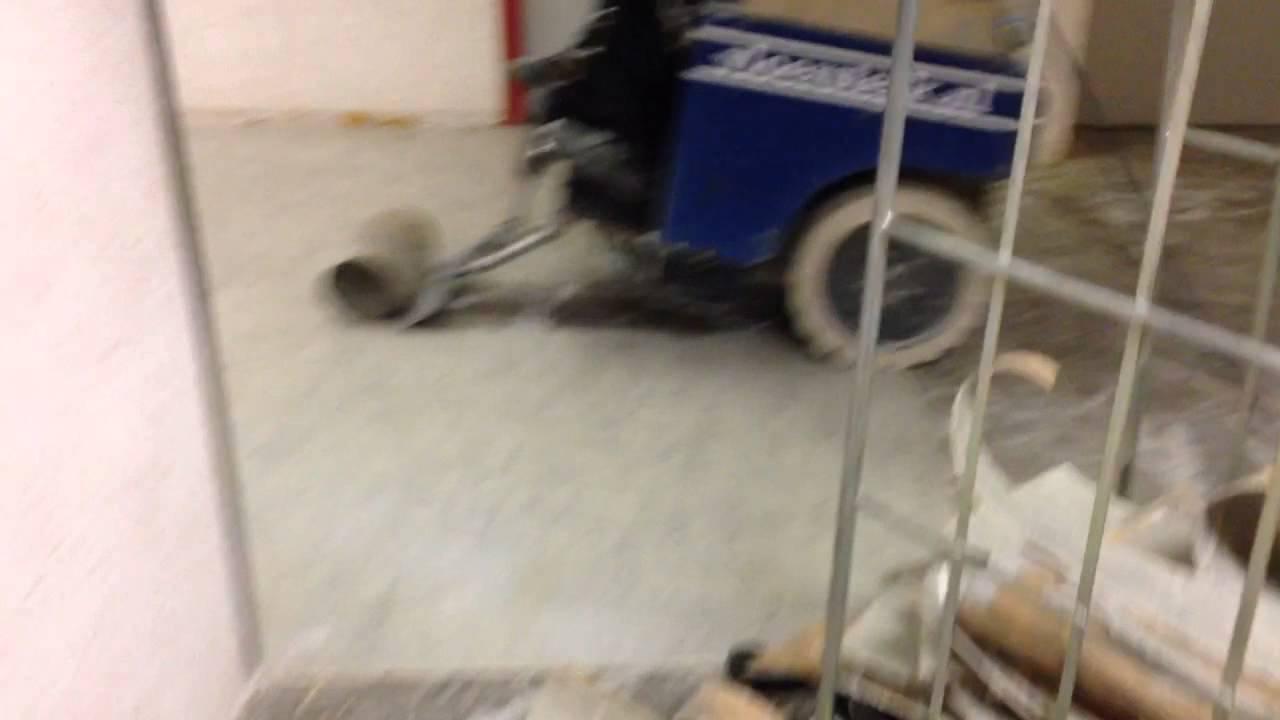 Vloersterk verwijderen marmoleum vloer youtube