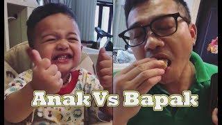 Ekspresi Arsya Makan Bilang Enak..Aurel dan Anang Ikutan Makan - Keluarga A6