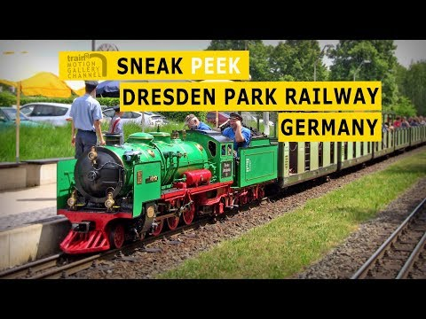 Sneak peek : Dresden Park Railway, Germany