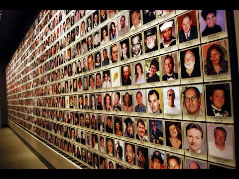 September 11 Memorial Museum 2016 at the World Trade Center