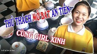 Troll Lật Bát Ăn Tiền Cùng Girl Xinh Hài Hước Không Chịu Nổi - Nobi Mon Channel