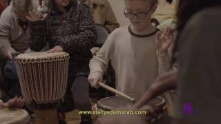 West African Drums session