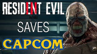 Why Resident Evil Remakes Are Remaking Capcom - Inside Gaming Feature