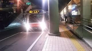 東武バス 2653号車