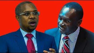 MSIGWA Akinukisha Bungeni, Ridhiwani Kikwete Amvaa Waziri!!