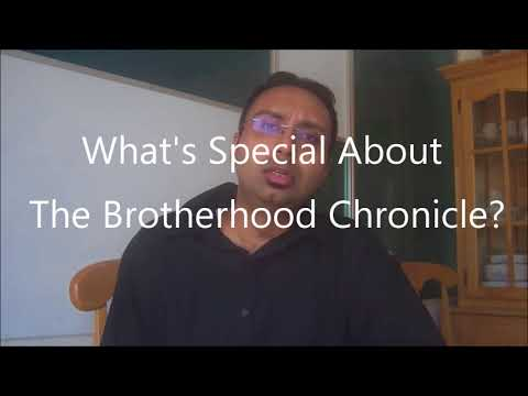 The Brotherhood Chronicle Fundraising Video
