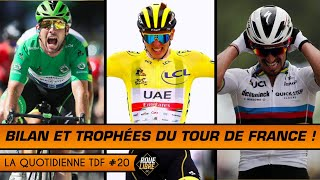 NOTRE BILAN DU TOUR DE FRANCE ! Roue Libre TDF