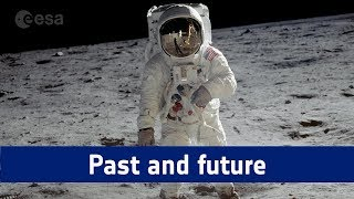 The past and future of lunar exploration