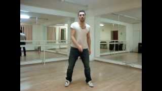 Клубные танцы для парней. Урок 3 (демонстрация). Экспресс курс клубного танца для парней