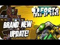 Forts Gameplay Brand New Update - Repair Station, Ranked Matches & More!