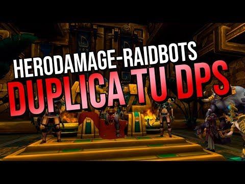 DUPLICA TU DPS CON ESTAS PAGINAS - Herodamage y Raidbots