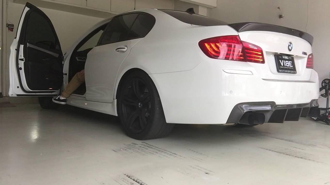 Evolution Racewerks M5 / M6 catless downpipes - Bimmerfest - BMW Forums