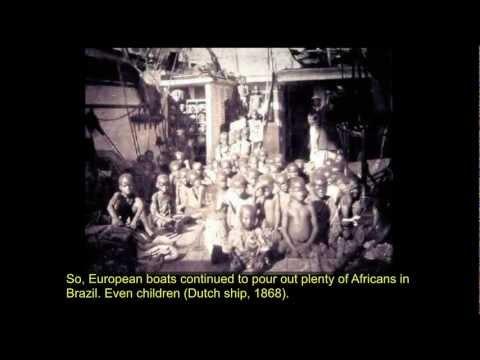 African Slaves- Triangular Trade