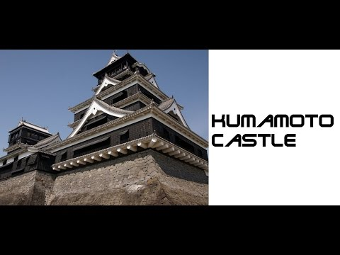 kumamoto castle visit with some friends