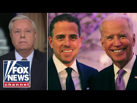 Lindsey Graham reacts to 'damning' new revelations in Hunter Biden probe
